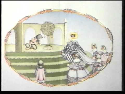 70 Golden Nursery Rhymes VHS Part 4