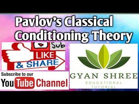 classical conditioning child development