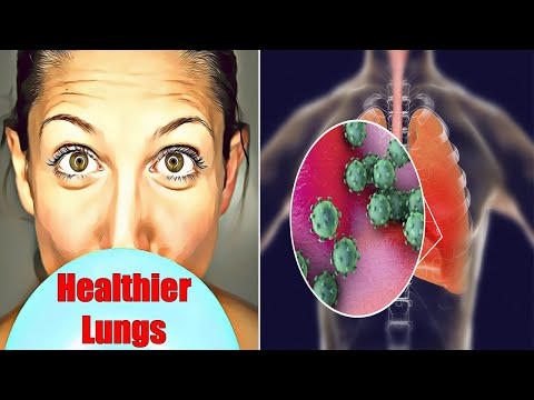 7 Natural super Foods & Herbs for Stronger, Healthier Lungs | Detox and Cleanse Your Lungs!