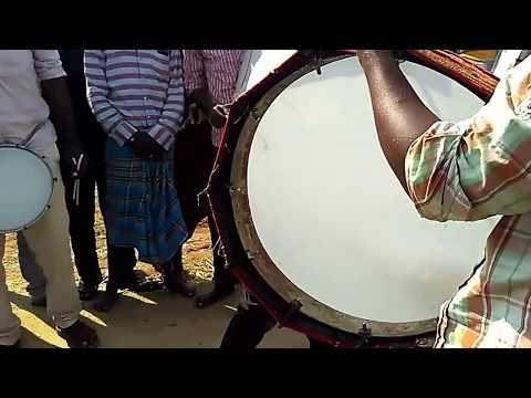amazing drums performance In Village || South India drams beets ||