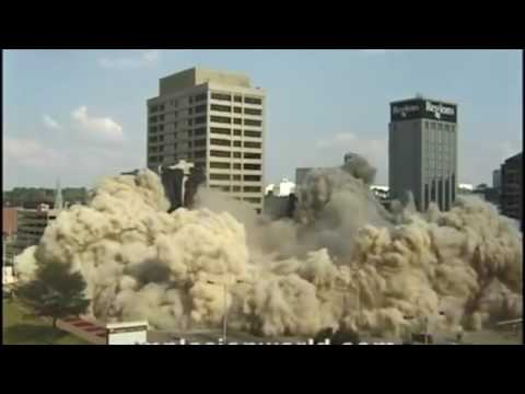 TOP 100 BEST Implosions Explosion Compilation   Best Building Demolition Compilation 2016