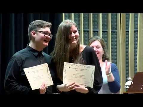 El Conservatorio Marcos Redondo celebró su Concurso de Música de Cámara 'Lorenzo Palomo'
