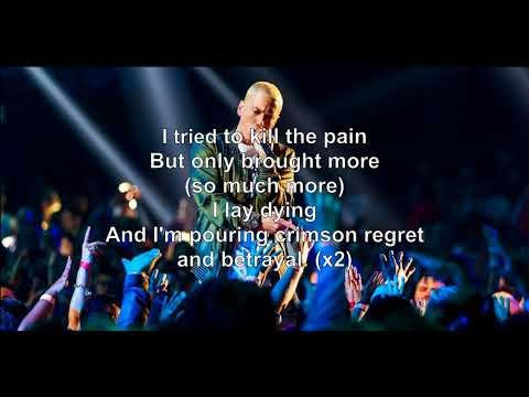 KILL MY PAIN (Lyrics)- Eminem ft evanescene