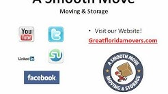 A Smooth Move Moving & Storage Fort Myers Florida Moving Company.wmv