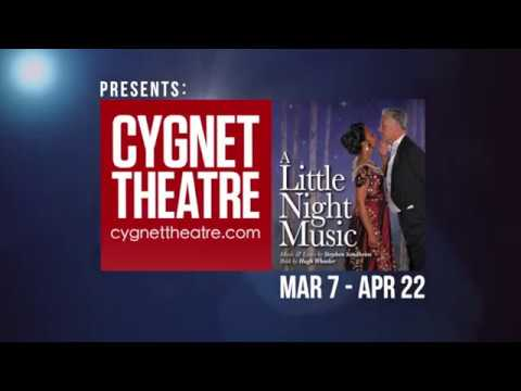 A Little Night Music at Cygnet Theatre