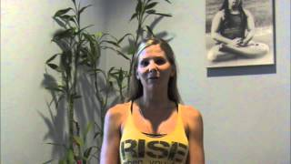 Blue Phoenix Yoga Testimonial by Renea'