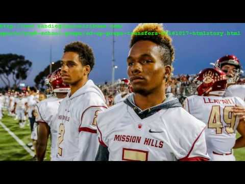 Chris Olave - #2 - Wide Receiver -  2018 - Mission Hills High School