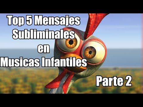 Top 5 Mensajes Subliminales en Musicas Infantiles 2