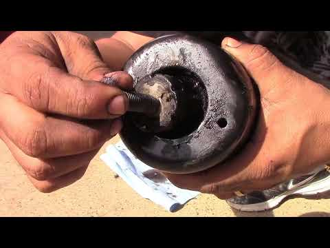 2010 Buick Enclave Front Engine Mount Replacement
