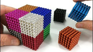 Playing With Magnetic Balls Satisfaction 100
