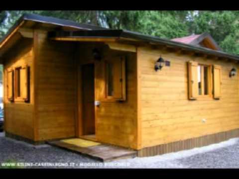 casa mobile in legno modello boscoblu youtube