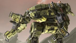 MechWarrior Online - Hail to the King Crab