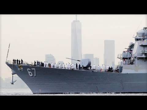 Iranian vessel unsafe encounter with US warships-US sends missile system to Syria & more news!