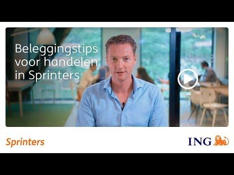 Beleggingstips voor handelen in Sprinters | ING Sprinters