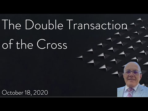 The Double Transaction of the Cross
