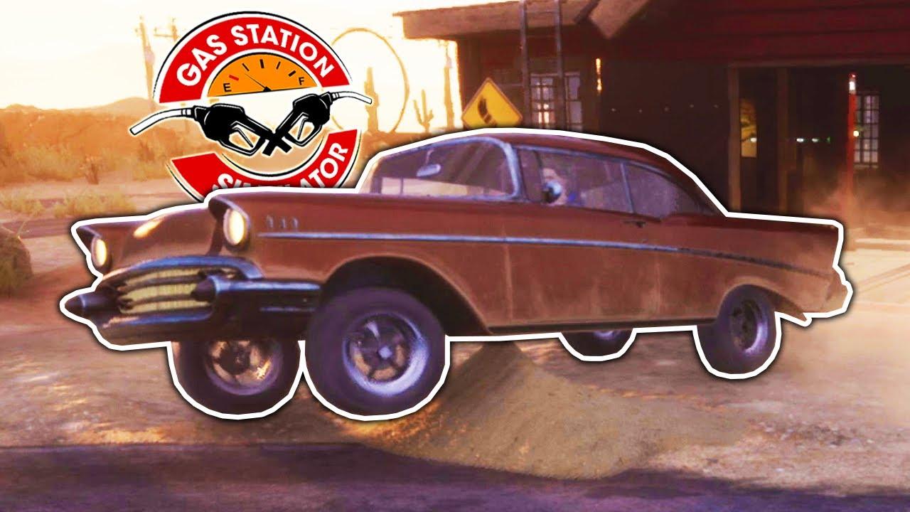 Download A Tempestade causou Estragos no Posto de Gasolina - Gas Station Simulator #8