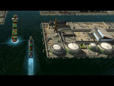 TransOcean: The Shipping Company: Pt.2 How much is fuel???