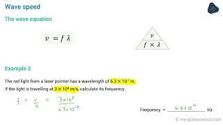 OCR 9-1 Physics: Properties of waves DA