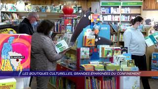 Yvelines | Les boutiques culturelles, grandes épargnées du confinement