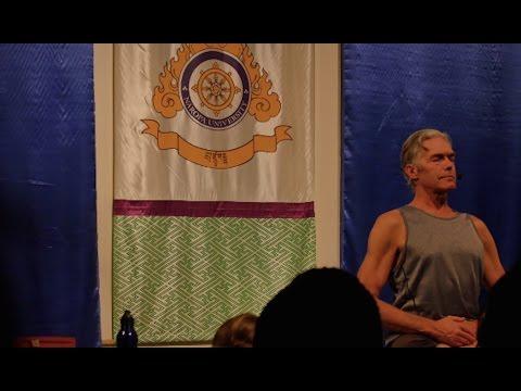 Richard Freeman's Definition of Yoga.