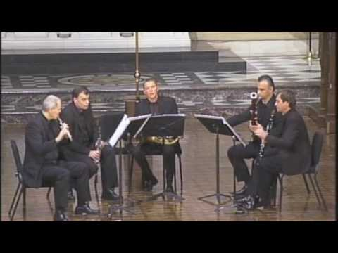 Slowind Wind Quintet plays Ruth Crawford Seeger