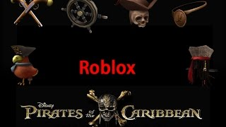 [EVENT] Roblox How to get all Pirates Of The Caribean Item