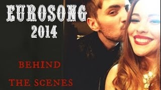 Eurovision GR ● Backstage with Mara! Thumbnail