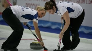 CURLING: Euro Chps 2012 - Women Final SCO - RUS