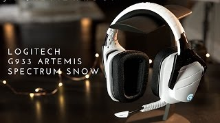 Logitech 933 Artermis RGB Wireless PC Headset - REVIEW