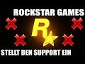 GTA 5 Rockstar Games Stellt den Support ein!!! 😱