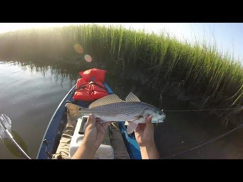 Kayak Fishing The ICW In NC