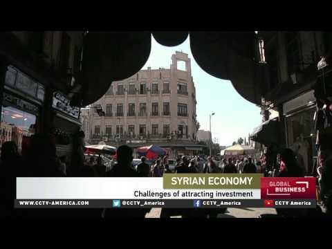 Dr. Samer Abboud on Syria economy