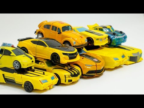 Transformers Generations G1 RID Animated Prime Rescue Bots Movie Bumblebee Vehicles Car Robots Toys