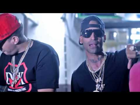 Estamos Aqui (Official Video HD) (Con Letra) - Arcangel Ft. De La Ghetto REGGAETON 2013 / LIKE