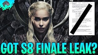 Download LEAKED Game of Thrones Season 8 Ep.6 Plot Leak Mp3 and Videos