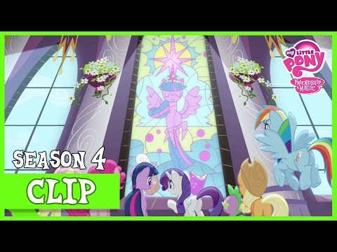 Twilight's Royal Duties in Canterlot (Princess Twilight Sparkle) | MLP: FiM [HD]