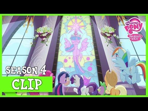Twilight's Royal Duties in Canterlot (Princess Twilight Sparkle)   MLP: FiM [HD]