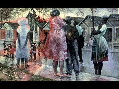 John Biggers, African American Artist (1924-2001)