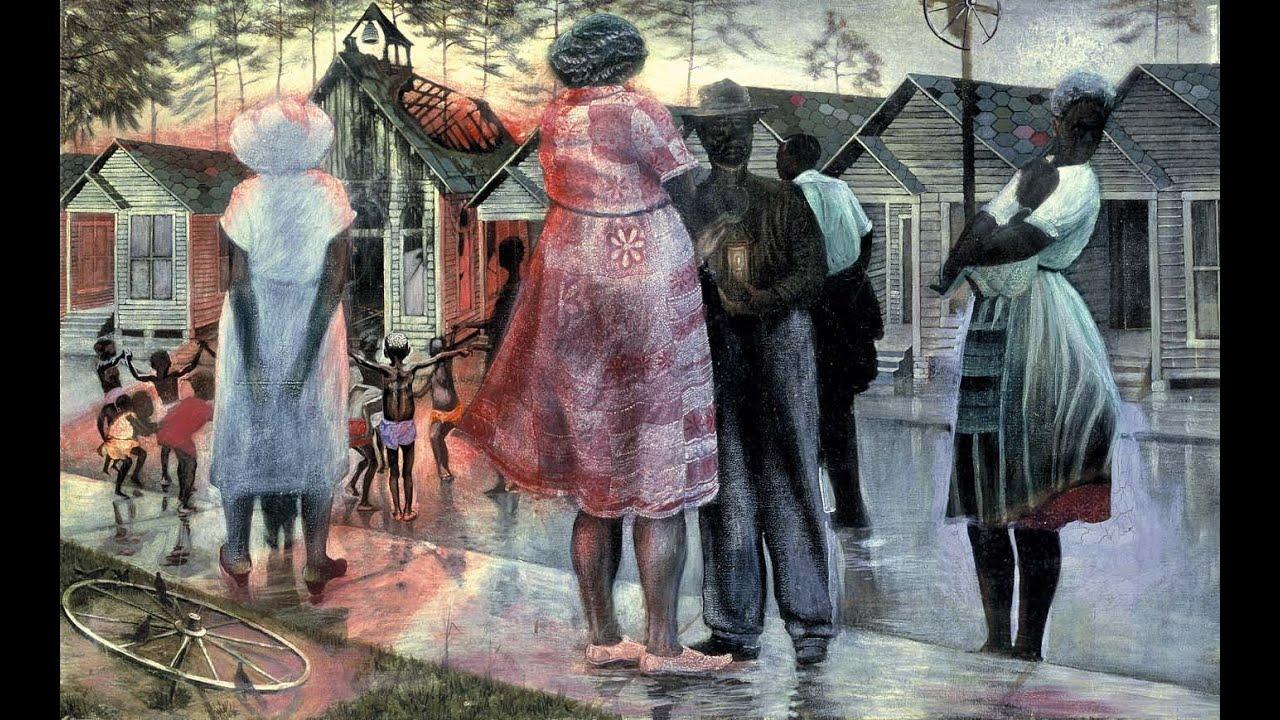 John Biggers African American Artist 1924-2001