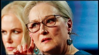 Meryl Streep suffers MAJOR backlash after straying from Hollywood line on 'toxic masculinity'