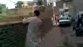 Small Heath Khans In Downtown Peshawar
