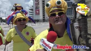 OLIMPICA USA: Colombia vs Costa Rica Copa America Centenario 2016