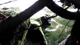 北海道 屈斜路湖和琴半島 和琴温泉 天然落とし穴