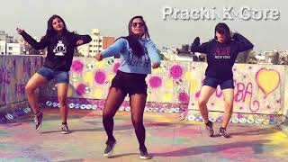 Zumba routine on Mi Gente song | J. Balvin, Willy William | choreographed by Zin Prachi | Team X Co