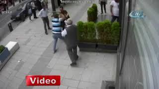 İstanbul'da damat dehşeti kamerada