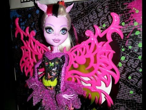 Monster high bonita femur review portugu s br youtube - Monster high bonita ...