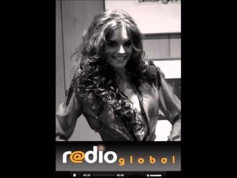Melody Ruiz - Entrevista en radio global  (Audio)