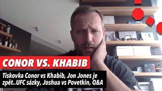 MMA LETEM SVĚTEM SPECIÁL - CONOR VS. KHABIB