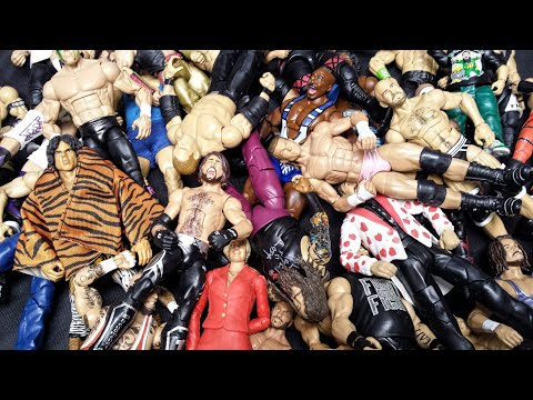 WWE FIGURES FOR SALE AND TRADE!!