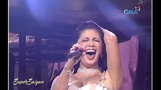 [HQ] TWENTY: Greatest Love Of All / I Believe - Regine Velasquez